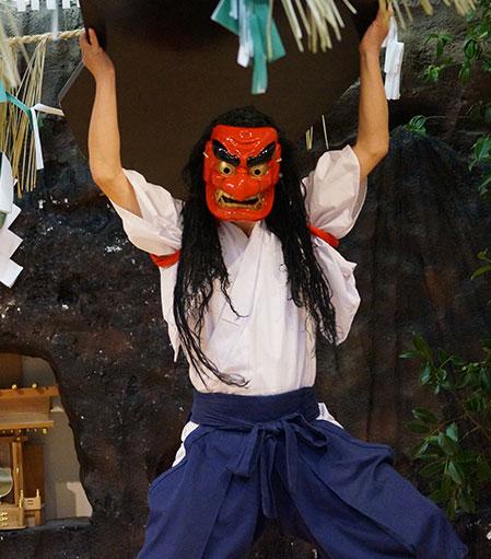 The dance of Totori