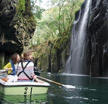 Takachiho Gorge Rental Boat