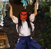 Takachiho-no-Yokagura