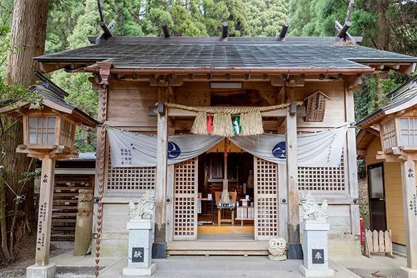 Aratate Shrine