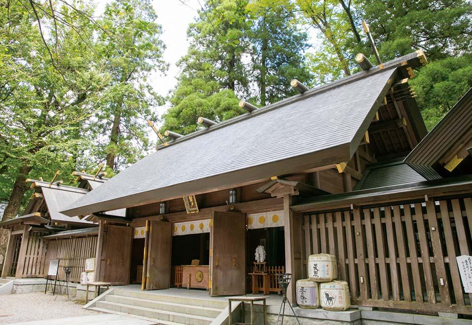 Amanoiwato shrine & Amanoyasukawara